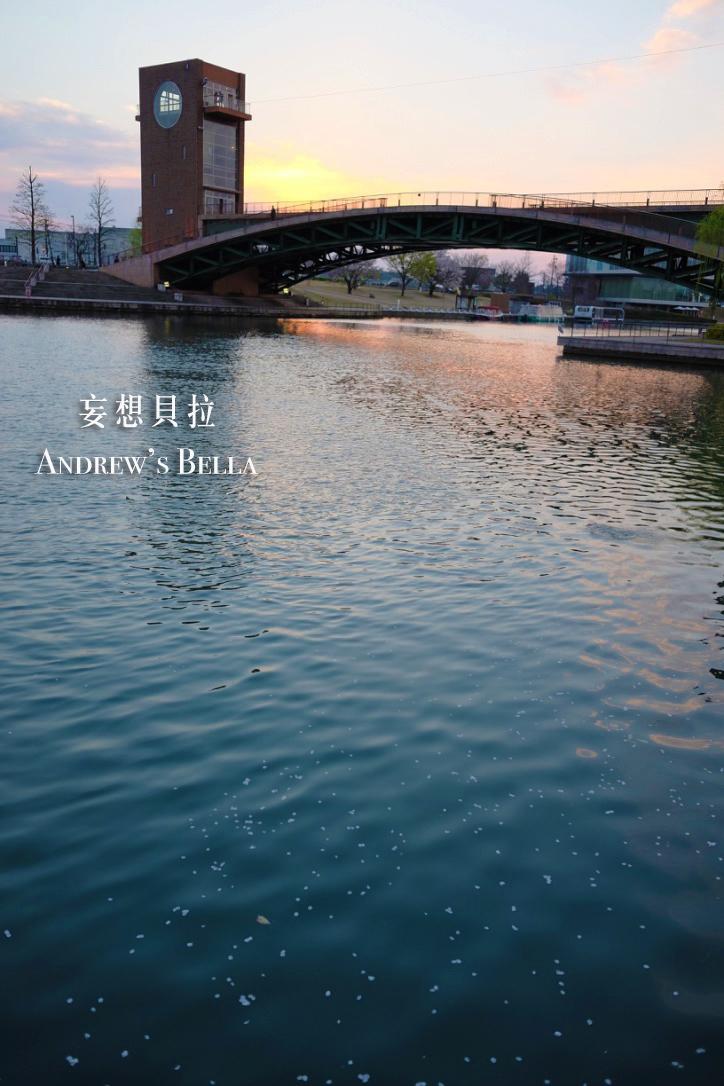 富山旅遊 賞櫻景點推薦 星巴克告白天門橋