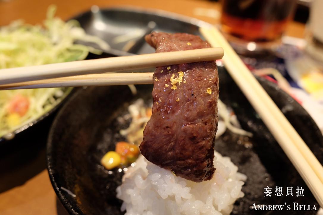 金澤美食 熟的金箔燒肉