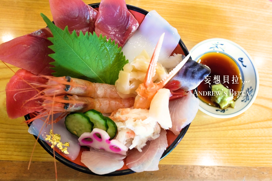 金澤美食 近江町市場 平井海鮮丼