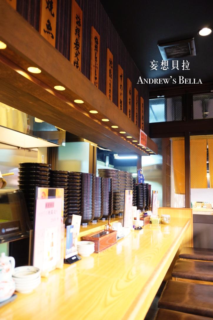 金澤美食 近江町市場 座位 平井海鮮丼