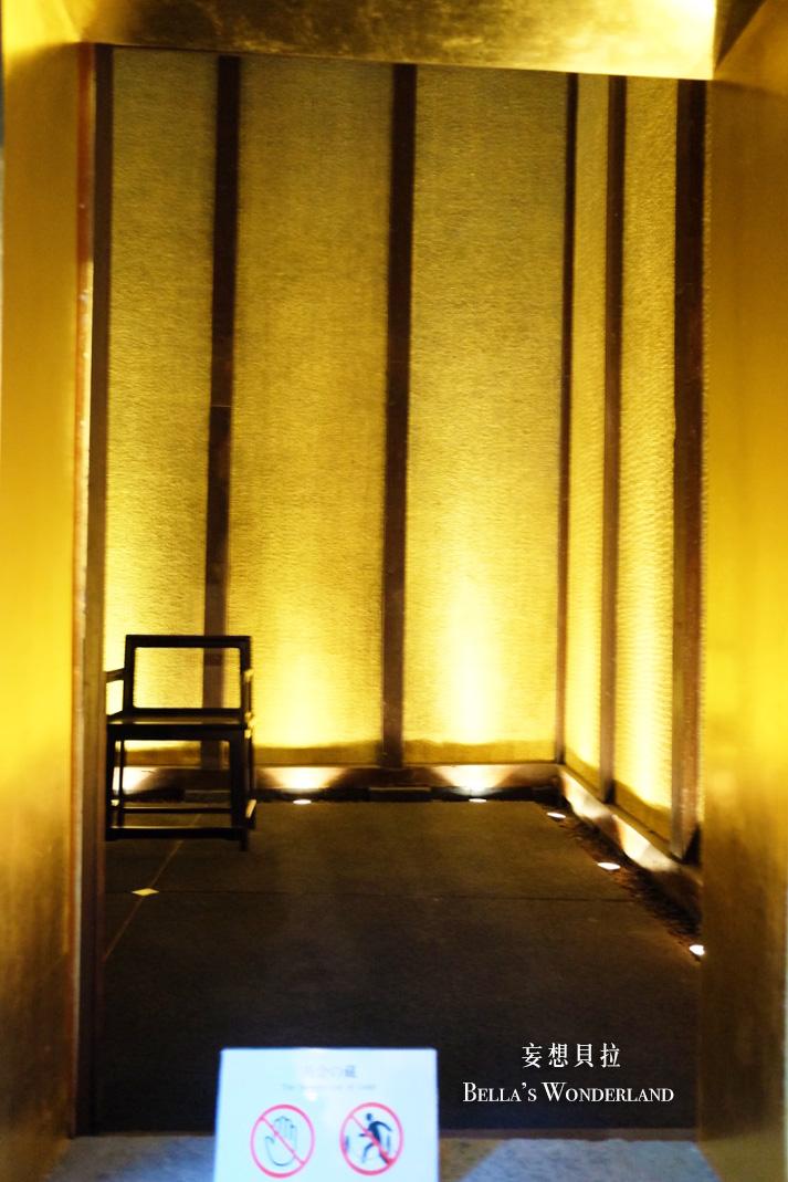 金澤景點 東茶屋街散策地圖 必看金箔倉庫 黃金倉庫 箔座