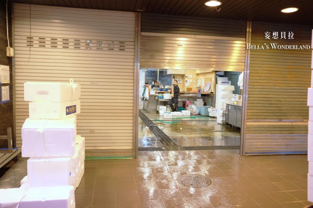 金澤美食 近江町市場的推薦美食地圖 營業時間