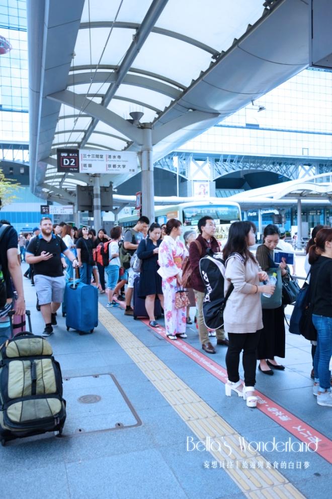京都_鈴七條大橋_搭公車的地方