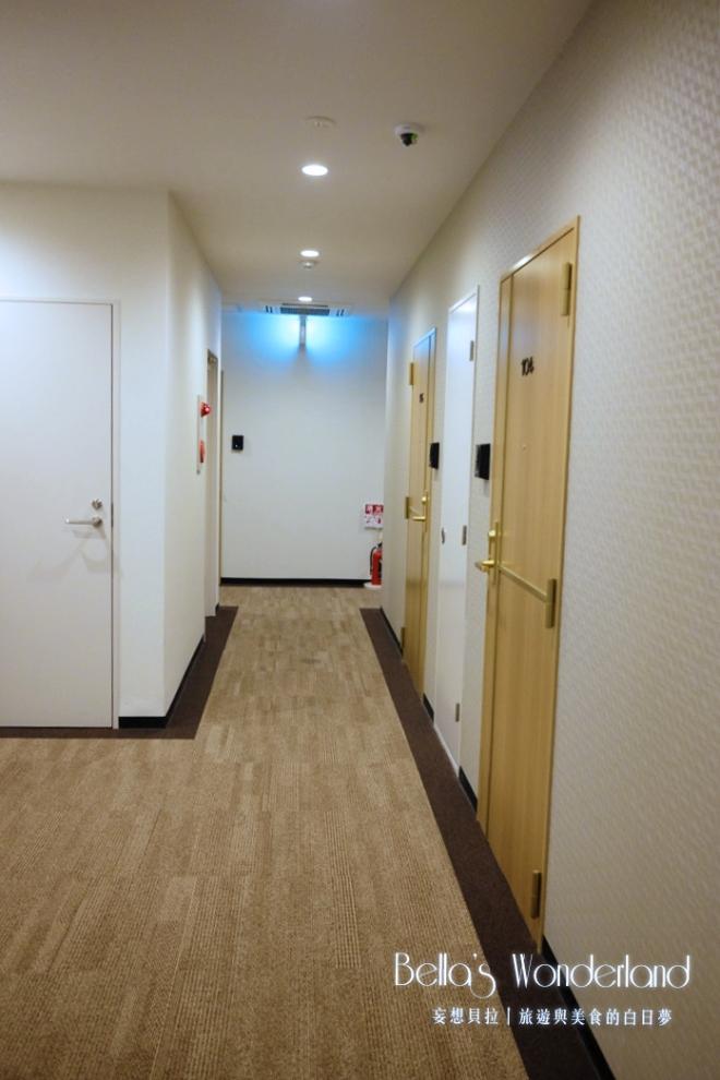 京都_鈴七條大橋_旅館的走廊