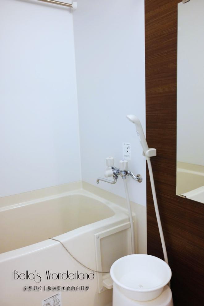 京都_鈴七條大橋_浴室的鏡子