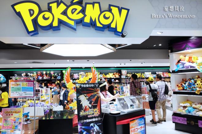 京都必買 四条 河原町神奇寶貝中心 pokemon center kyoto