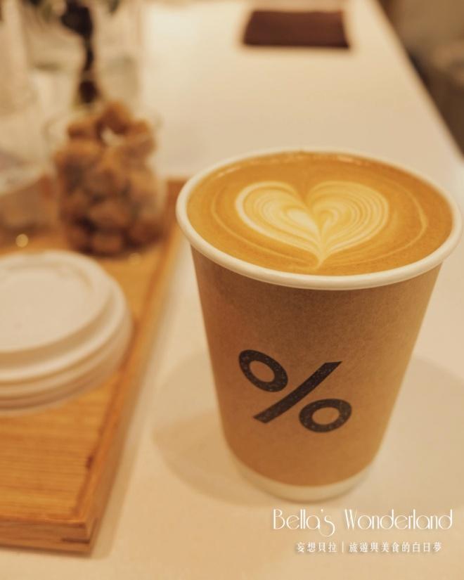 Arabica Kyoto 咖啡 藤井大丸 咖啡推薦