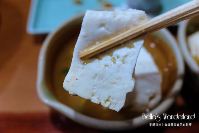 京都美食_南禪寺_順正湯豆腐_白白嫩嫩的豆腐