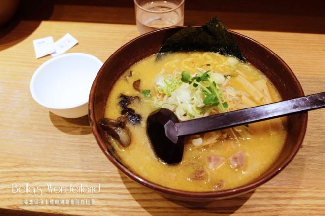 京都 拉麵小路 北海道 味噌拉麵 推薦