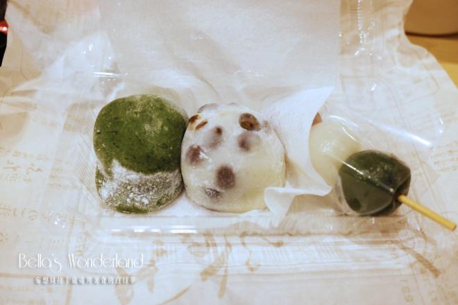 京都美食 ふたば雙葉 名代豆餅 草粿 糰子