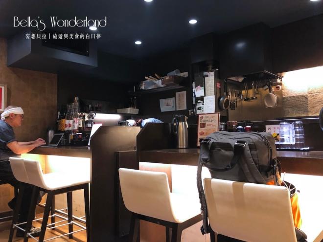 東京美食 銀座必吃超美味炸牛排 吧檯座位