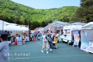 河口湖景點 芝櫻祭會場限定必買伴手禮 園區美食