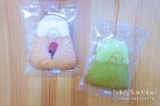 河口湖景點 芝櫻祭會場限定必買伴手禮 櫻花富士山餅乾抹茶與櫻花