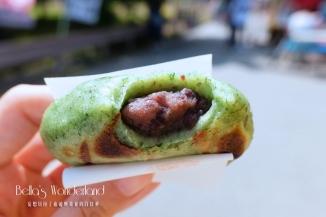 河口湖景點 芝櫻祭會場限定必買伴手禮 草餅 小吃